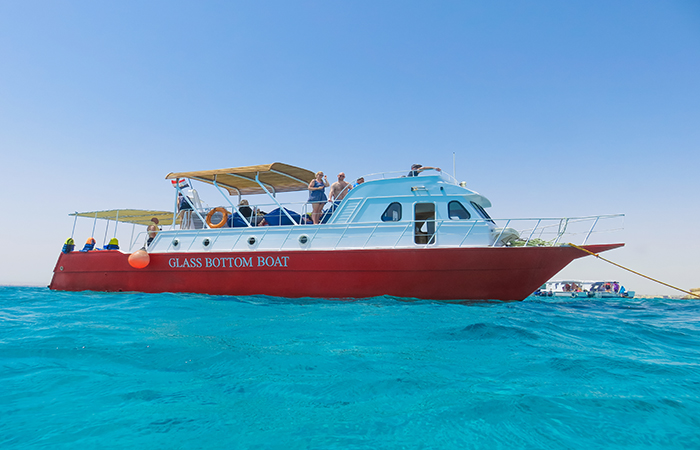 Glass Bottom Boat Excursion