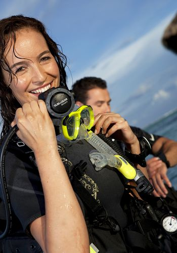 Kurs OWD Open Water Diver